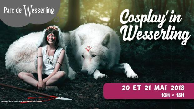cosplay in wesserling 2018